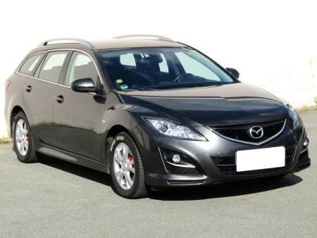 Mazda 6, 2012