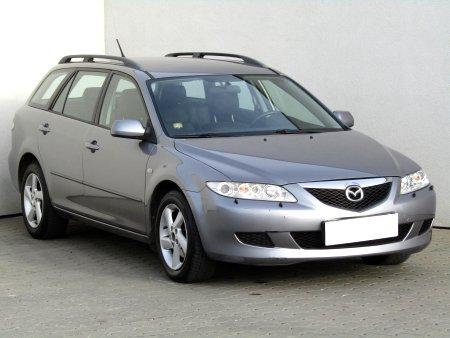 Mazda 6, 2003
