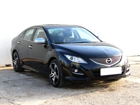 Mazda 6, 2011