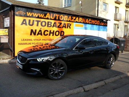 Mazda 6, 2016