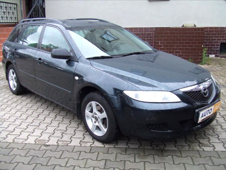 Mazda 6, 2004