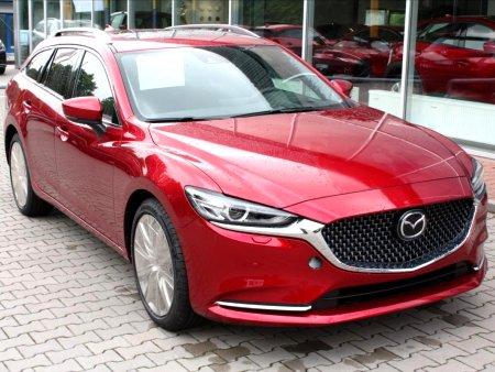 Mazda 6, 2019