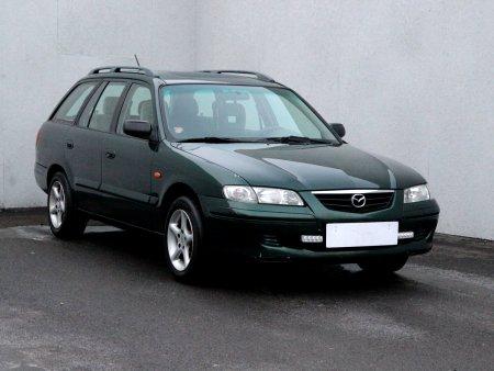 Mazda 626, 2002