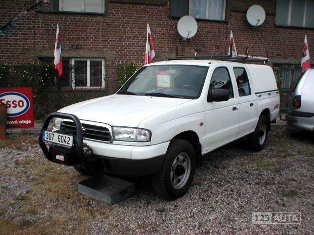 Mazda B, 2001 - celkový pohled
