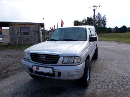 Mazda BT-50, 2004