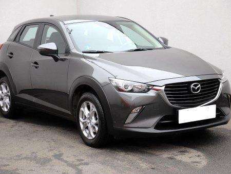 Mazda CX-3, 2018