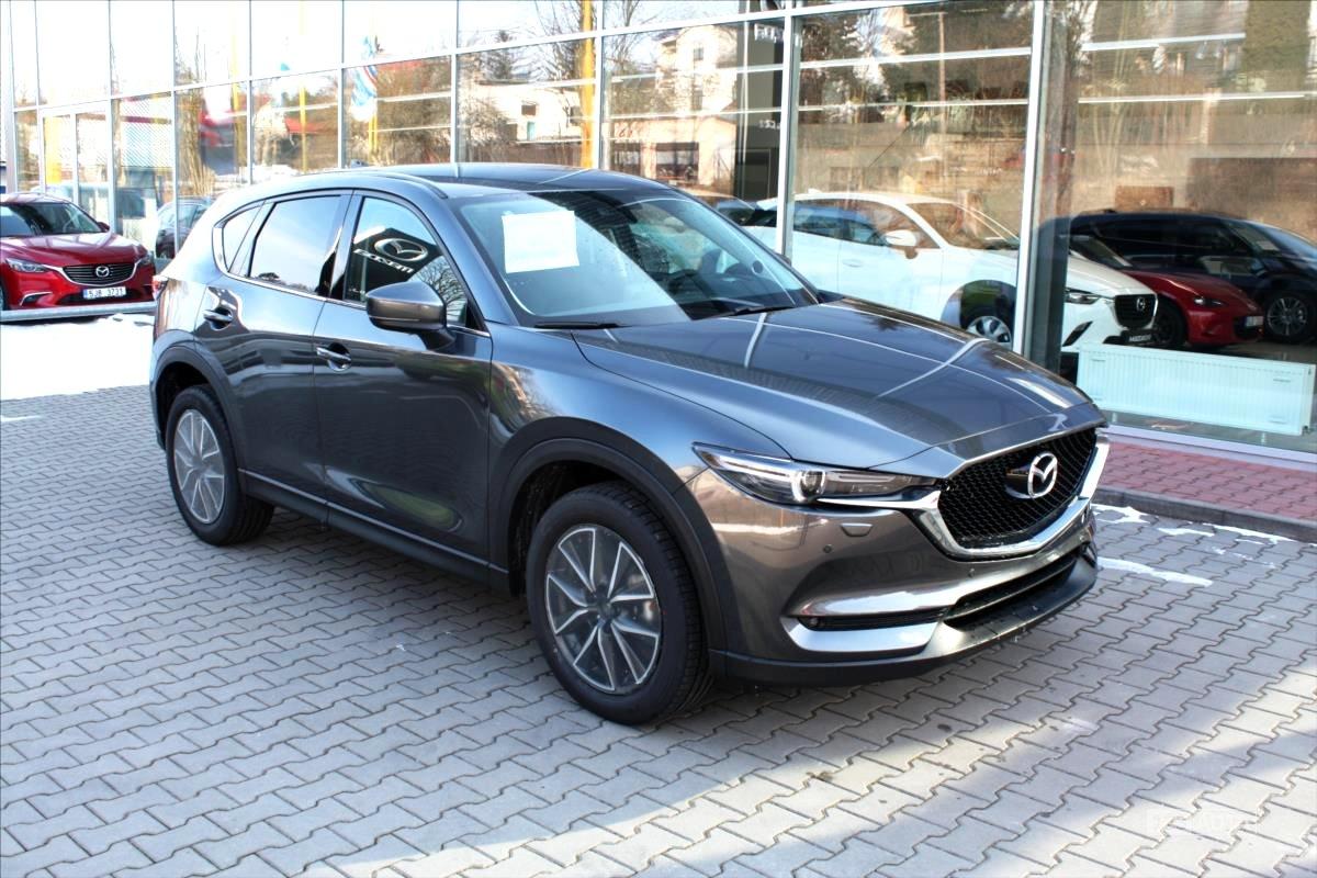Mazda CX-5, 2018 - celkový pohled