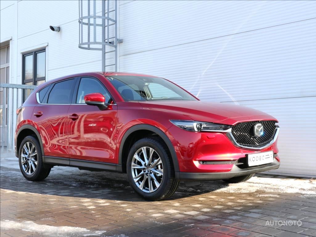 Mazda CX-5, 2019 - celkový pohled