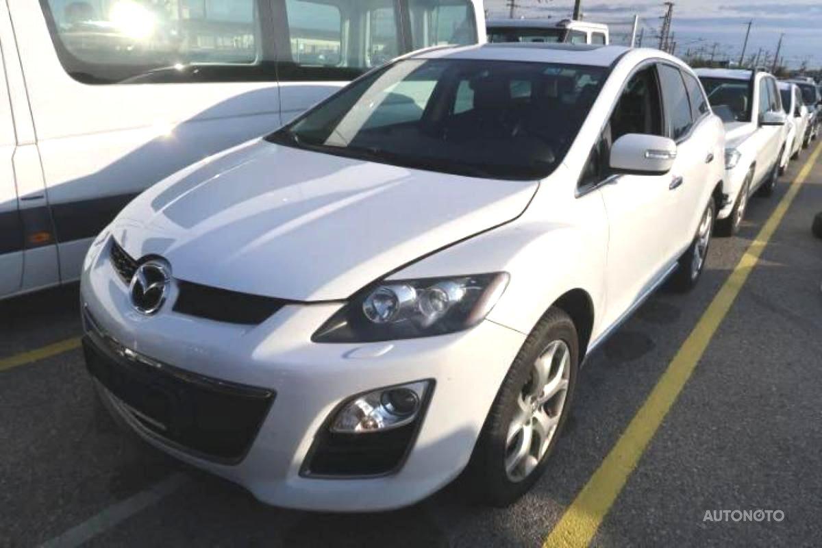 Mazda CX-7, 2012 - celkový pohled