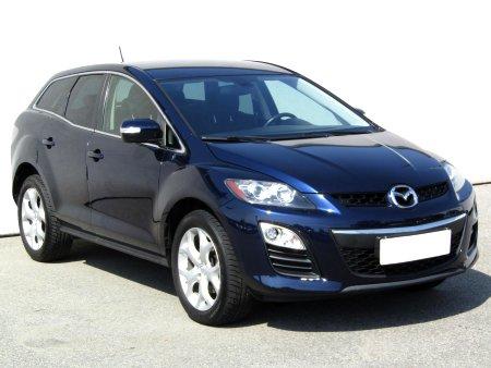Mazda CX-7, 2013