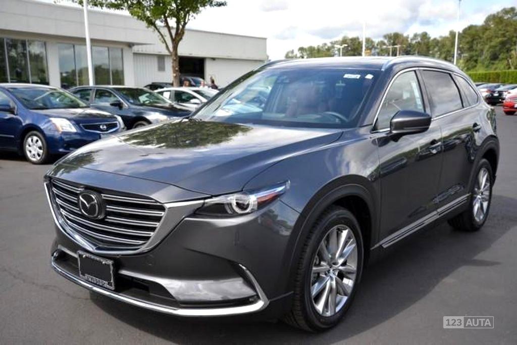 Mazda CX-9, 2018 - celkový pohled