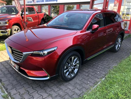 Mazda CX-9, 2019