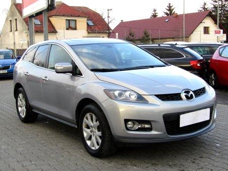 Mazda CX, 2007