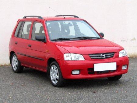 Mazda Demio, 2001