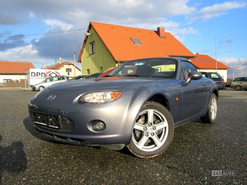 Mazda MX-5, 2009 - celkový pohled
