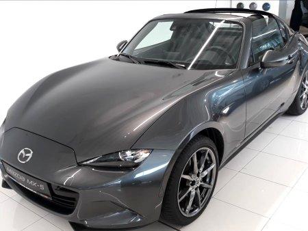 Mazda MX-5, 2018