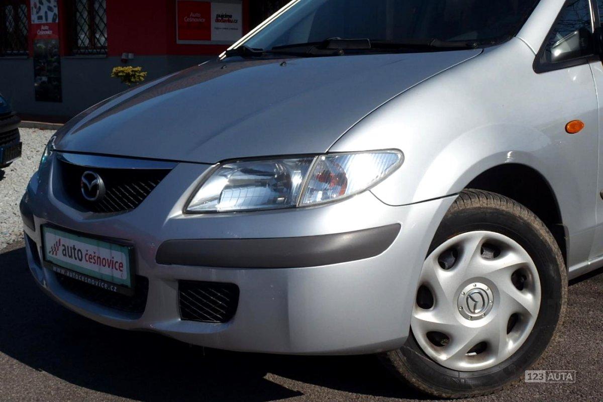 Mazda Premacy, 2000 - celkový pohled