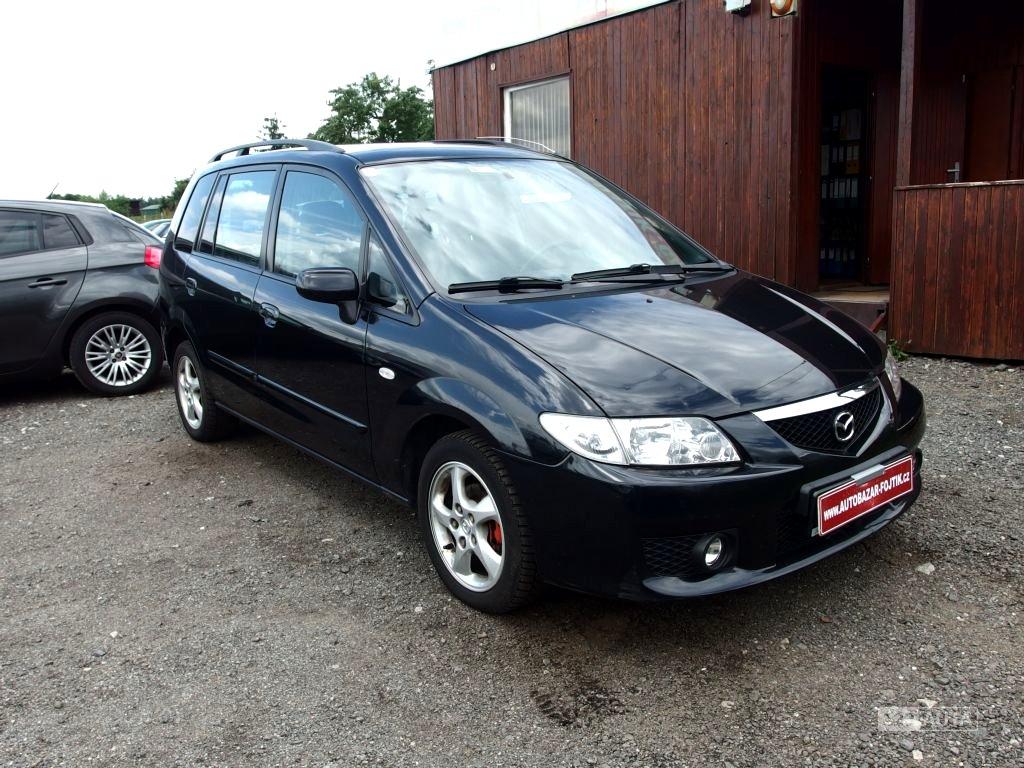 Mazda Premacy, 2003 - celkový pohled