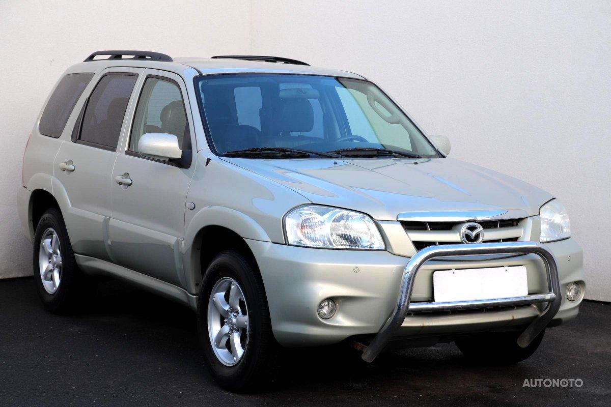 Mazda Tribute, 2005 - pohled č. 1