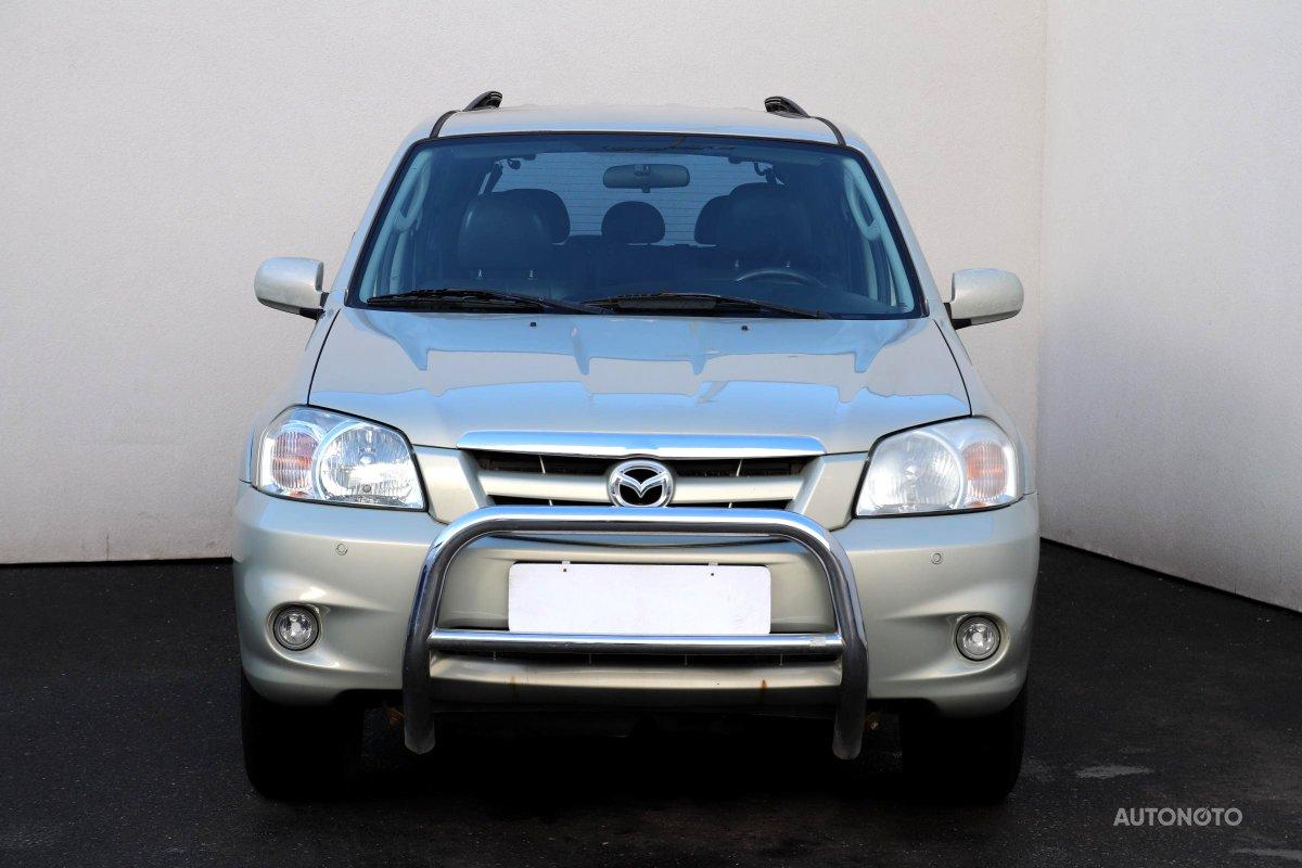 Mazda Tribute, 2005 - pohled č. 2