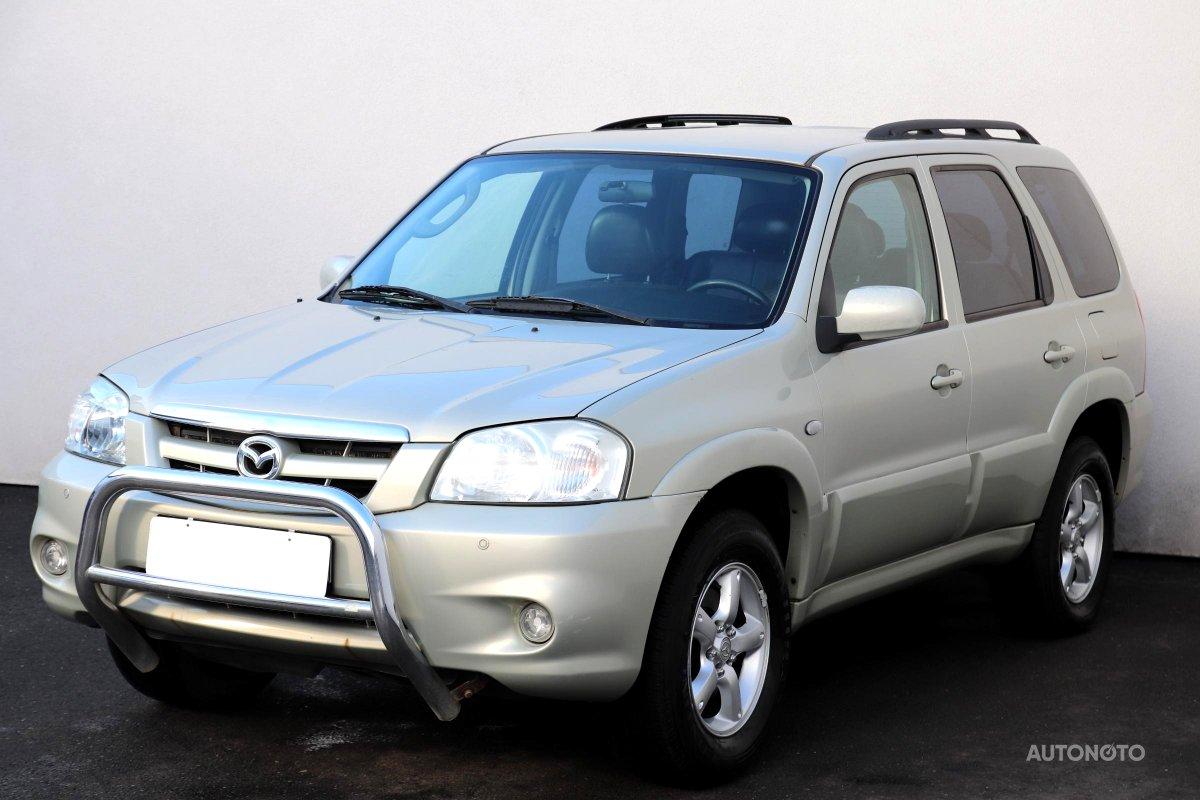Mazda Tribute, 2005 - pohled č. 3