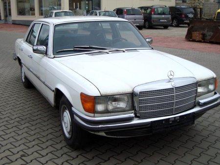 Mercedes-Benz 116, 1976