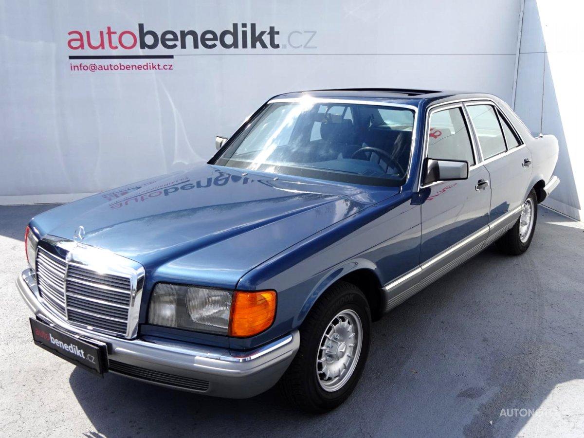 Mercedes-Benz 280, 1982 - celkový pohled