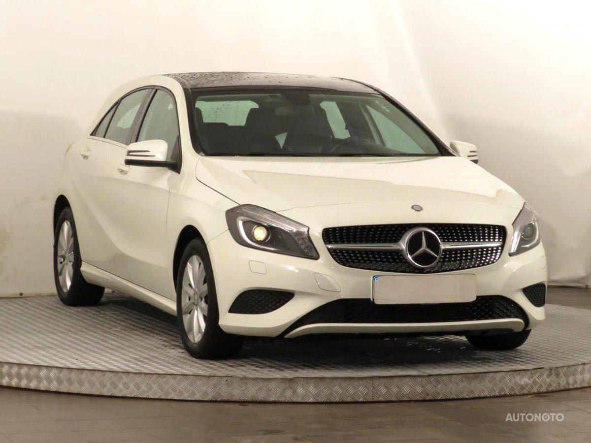 Mercedes-Benz A, 2014 - celkový pohled