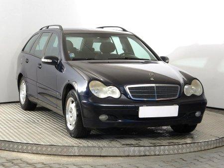 Mercedes-Benz C, 2002