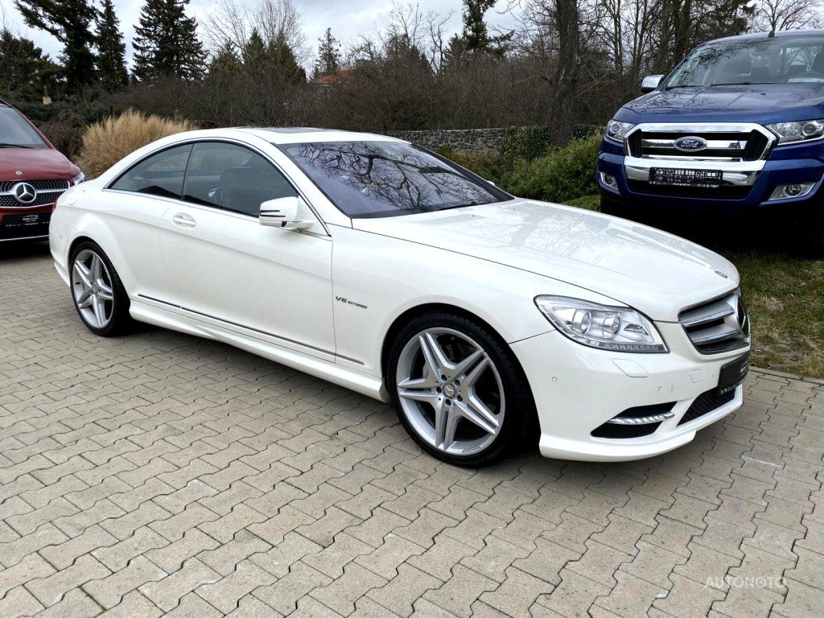 Mercedes-Benz CL, 2012 - celkový pohled