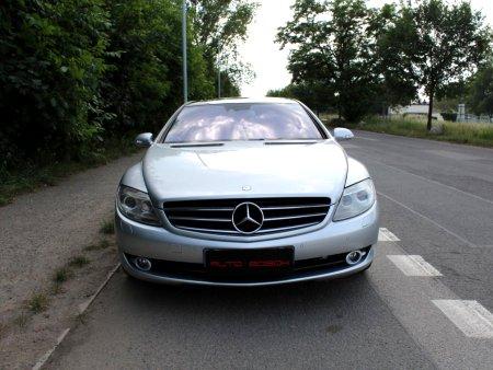 Mercedes-Benz CL, 2007