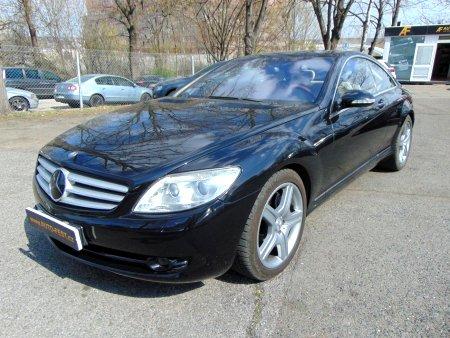 Mercedes-Benz CL, 2009