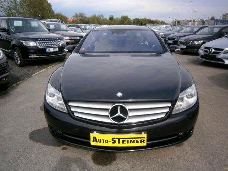 Mercedes-Benz CL, 2008