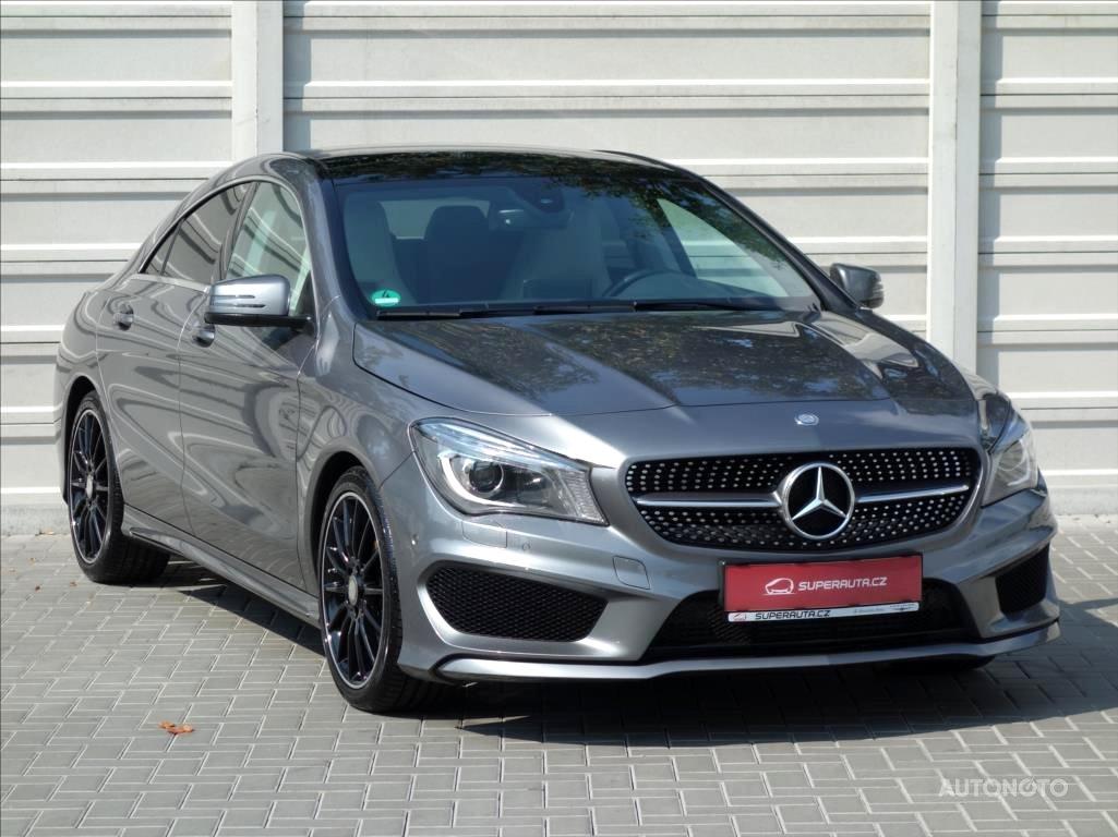 Mercedes-Benz CLA, 2016 - celkový pohled