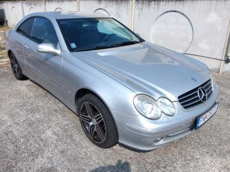 Mercedes-Benz CLK, 2003