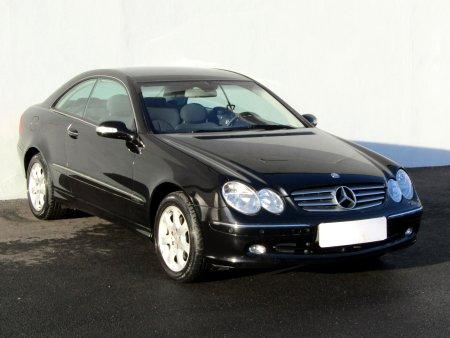 Mercedes-Benz CLK, 2004