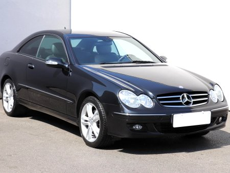 Mercedes-Benz CLK, 2008