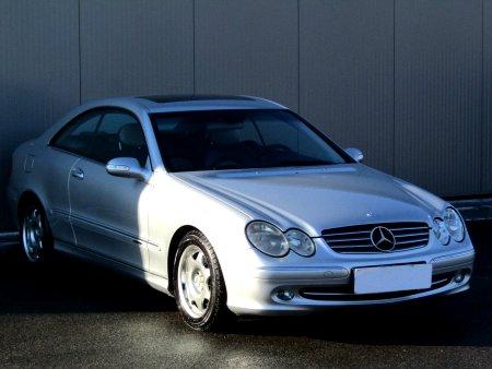 Mercedes-Benz CLK, 2002