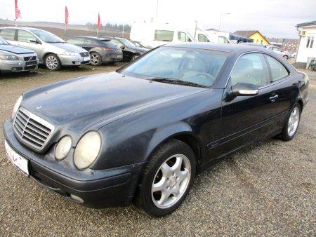 Mercedes-Benz CLK, 2000