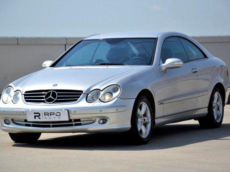 Mercedes-Benz CLK, 2003