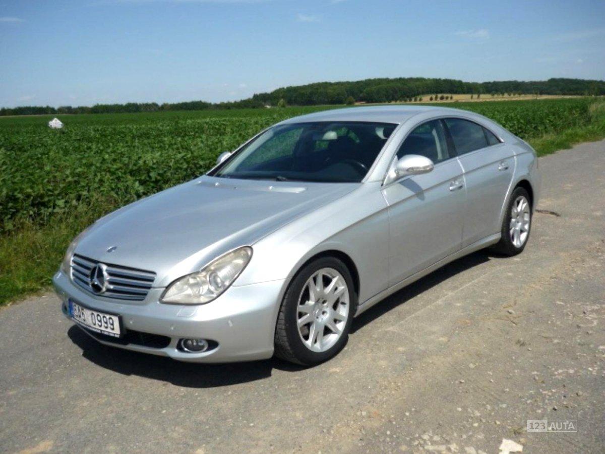 Mercedes-Benz CLS, 2005 - celkový pohled