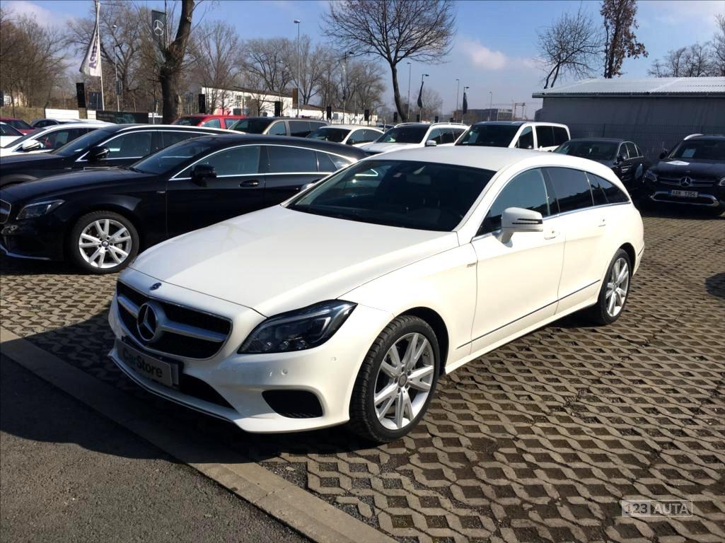 Mercedes-Benz CLS, 2016 - celkový pohled
