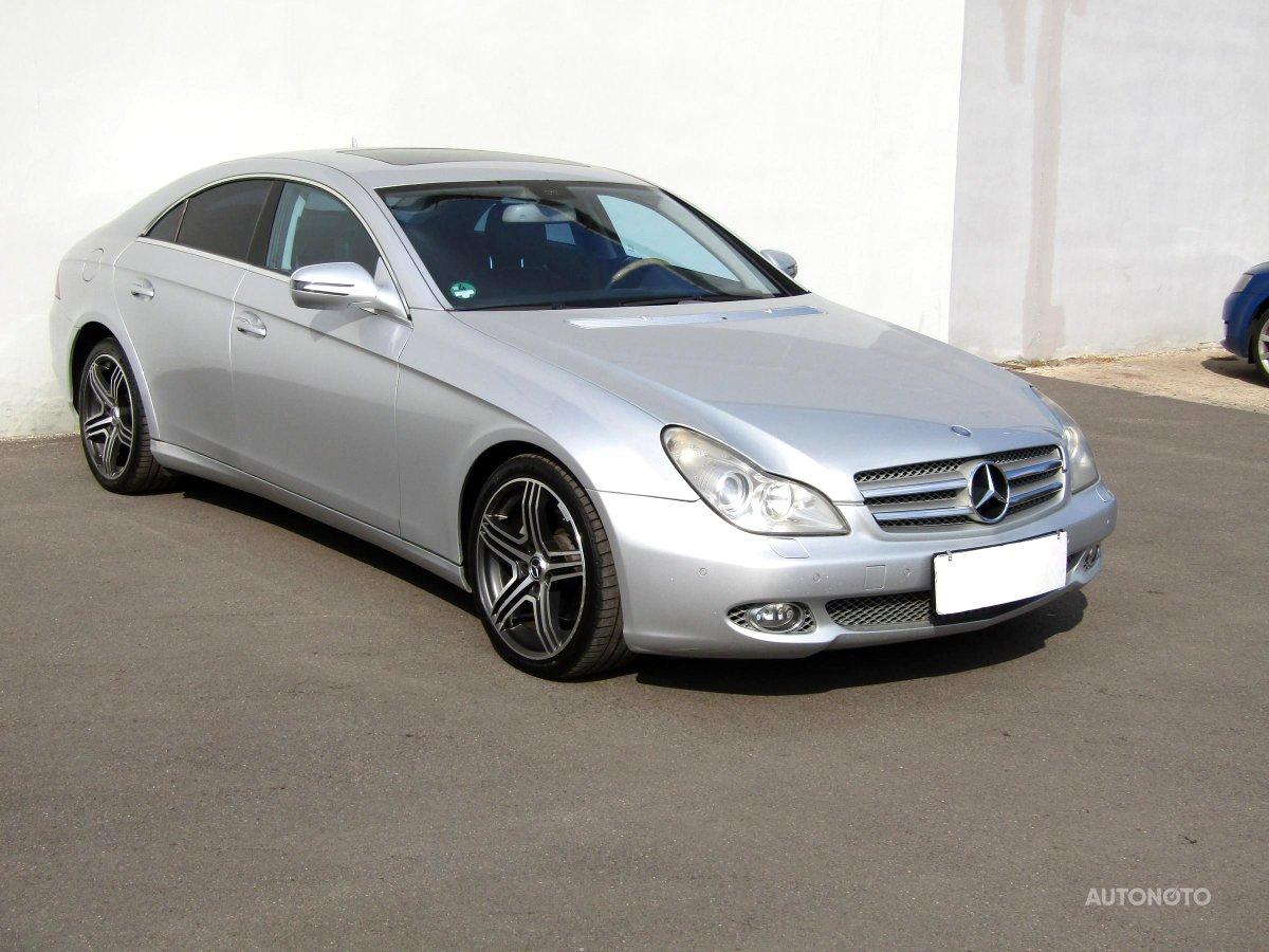 Mercedes-Benz CLS, 2009 - celkový pohled