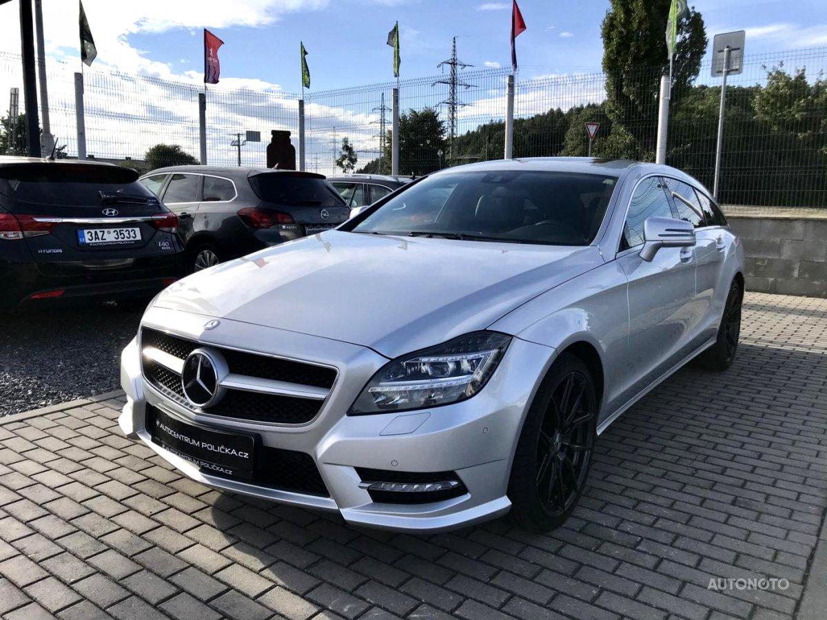 Mercedes-Benz CLS, 2013 - celkový pohled