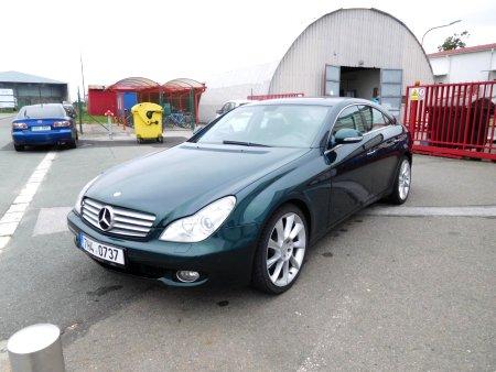 Mercedes-Benz CLS, 2005