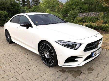 Mercedes-Benz CLS, 2018
