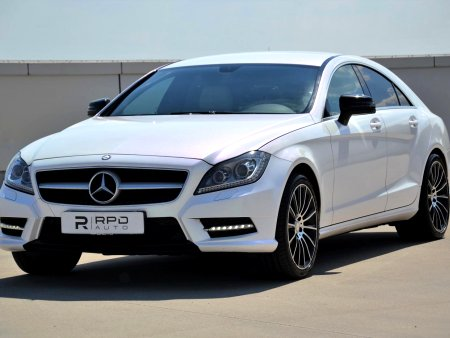 Mercedes-Benz CLS, 2013