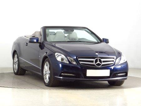 Mercedes-Benz E, 2011