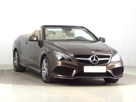Mercedes-Benz E, 2014
