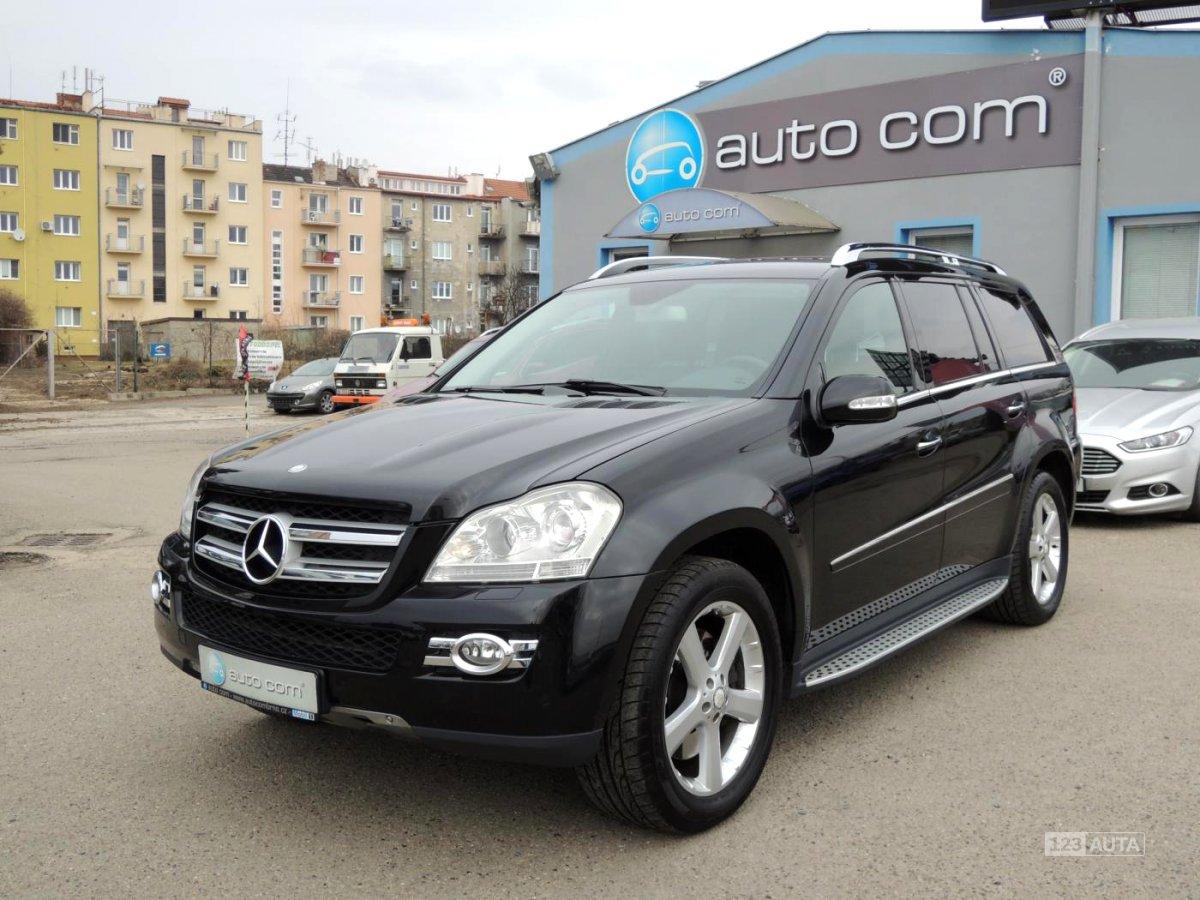 Mercedes-Benz GL, 2008 - celkový pohled